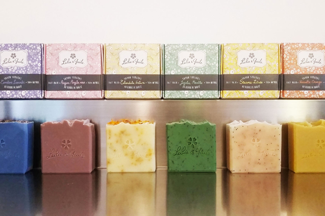 Lulu & Guite, savons naturels artisanaux