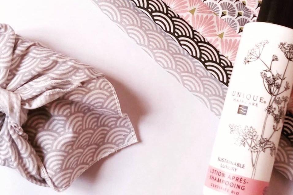 Furoshiki, emballage zéro-déchet